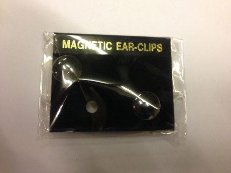 Mágneses Gyöngy Clips (Fekete)