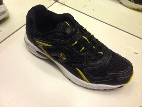 Scholl Sprinter Unisex Cipő (fekete-sárga)