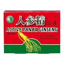 Dr.Chen Aktív Panax Ginseng Kapszula 30 db