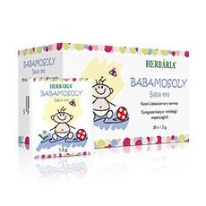 Babamosoly Baba Tea Keserű Édeskömény 20 filter