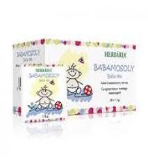 Babamosoly Gyerek tea Koffeinmentes 20 filter