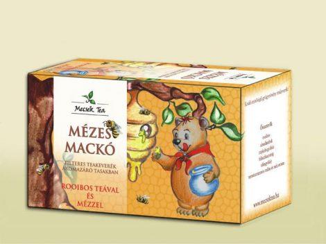 Mecsek Tea Mézes Mackó 20 filter