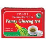 Dr.Chen Panax Ginseng tea 20 filter