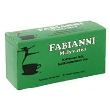 Fabianni Mályva tea 20 filter