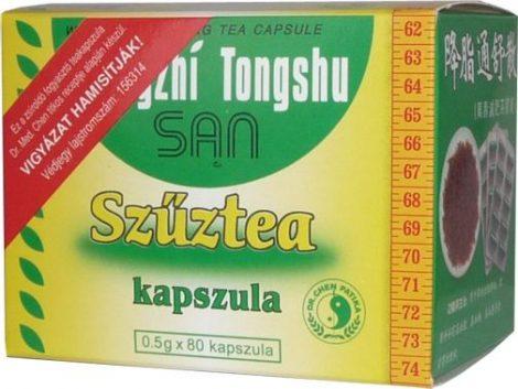 Dr.Chen Jiangzhi Szűztea Forte kapszula 80 db