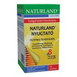 Naturland Nyugtató Filteres Teakeverék 25 db