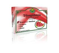 Herbária Tőzegáfonya étrend-kiegészítő kapszula tökmagolajjal 60 db